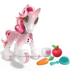 Интерактивная пони Zoomer Show Pony и Волшебный Единорог