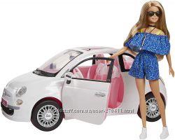 Барби с машиной Фиат Barbie Fiat Car and Doll