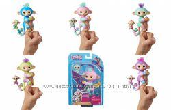 Интерактивные обезьянки Fingerlings Baby Monkey Фингерлингс Бейби Манки