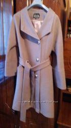 Кашемировое красивое пальто на запах