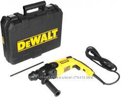 Перфоратор DeWalt, SDS-Plus, 780 Вт, 2, 9Дж D25103K