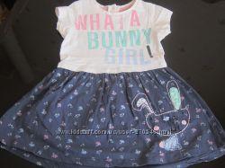 Классное летнее платье-сарафан MINOTI