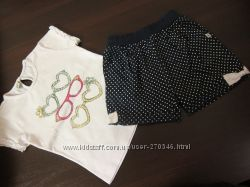 Комплект футболка и шорты AZIZ BEBE