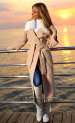 Красивые пальто в наличии и под заказ