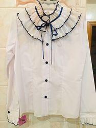 Новая блузка на девочку 10-11 лет