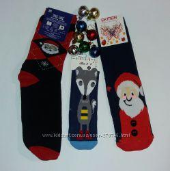 Новогодние носки для семейной фотосессии. Family Look