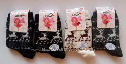 Детские шерстяные носки Adda