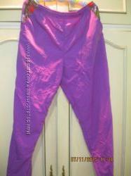 Спортивные болоневые женские штаны от костюма