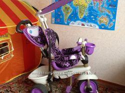 Продам детский супер легкий велосипед Smart Trike