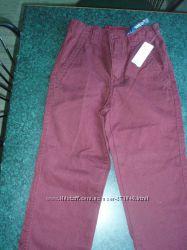 Школьные брюки 100 хлопок на 7-8 лет