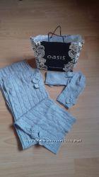 Перчатки и шарф натуральная шерсть, ангора Oasis