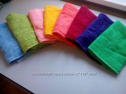 Махровые полотенца 100 хлопок , производства Туркменистан
