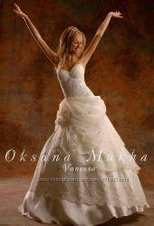 Шикарное свадебное платье от Оксаны Мухи  Кривой Рог