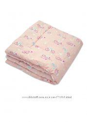 Одеяло детское бязь, синтепон 105х140 ТМ Ярослав разные цвета