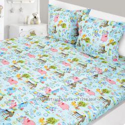 Детское постельное белье ТМ Ярослав в кроватку