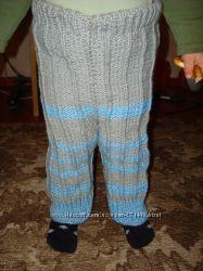 Продам вязанные штаны
