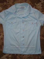 Продам голубую блузочку