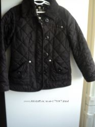 Куртка стеганная на флисе фирмы Некст Next 7-8 лет
