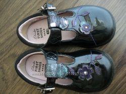 Туфельки Кларкс Clarks 5 G размер