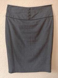 Стильная юбка-карандаш миди Dorothy Perkins
