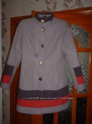 продам тёплое пальто на разм 46-48 или L, в хорошем состоянии, немного утеп