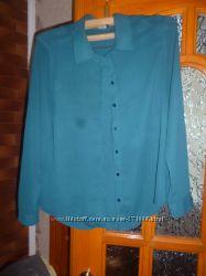 продам красивую блузку на разм 48  или L-XL