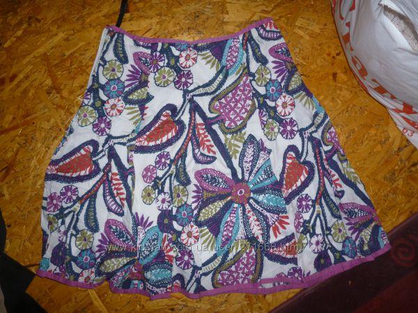продам летнюю юбку на разм 46-48 или L в отличном состоянии, пересылаю
