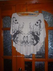 продам блузку футболку на разм 48-50 или XL