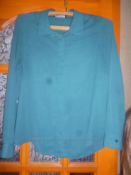 продам блузку рубашку на разм 50 или XL