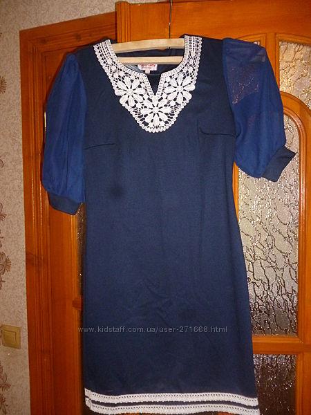продам красивое нарядное платье на разм 46-48 или L, в отличном состоянии,