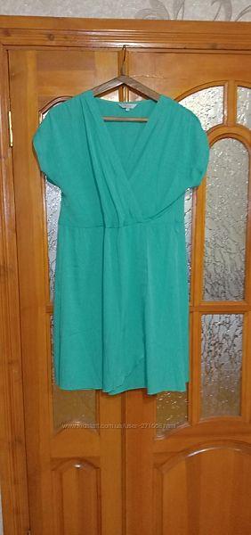 продам летнее платье на разм 50 или L, в отличном состоянии, пересылаю