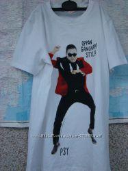 Стильная футболка  H&M на мальчика  14 лет