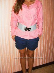 Кофта, блуза персиковая