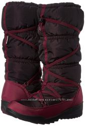 женские дутые зимние сапоги Kamik Womens Luxembourg на ногу 23 см.