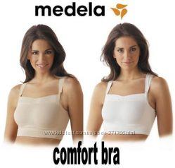 Бесшовн. бюстгальтеры для беремен. и кормящих мам Medela Comfort
