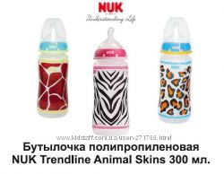 NUK бутылочки с сосками ортодонтические соски сосочки НУК