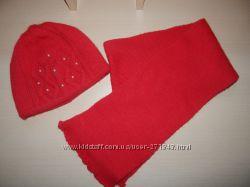 Шапка и шарф Grans