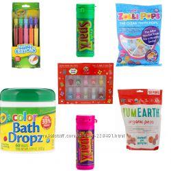 Crayola, YumEarth, Sparx, лак для ногтей поштучно