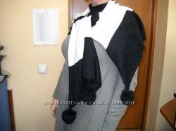 классный  зимний шарфик  торг уместен