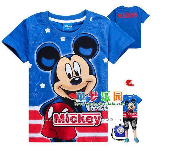 футболка для мальчика Дисней