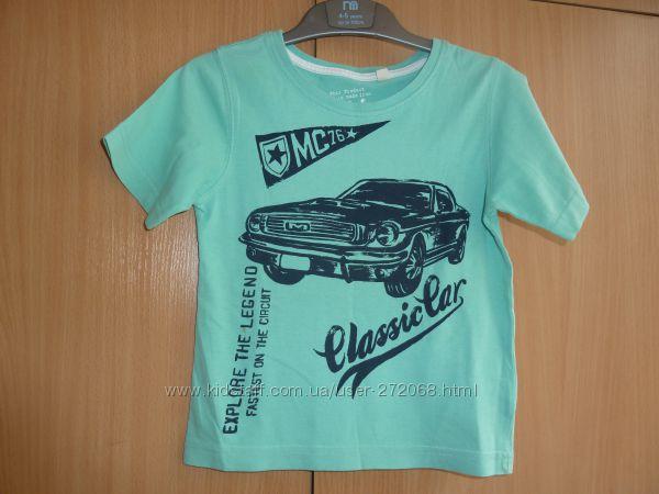 продам футболку C&A PALOMINO  рост 98 на мальчика