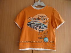 продам футболку C&A рост 98 на мальчика