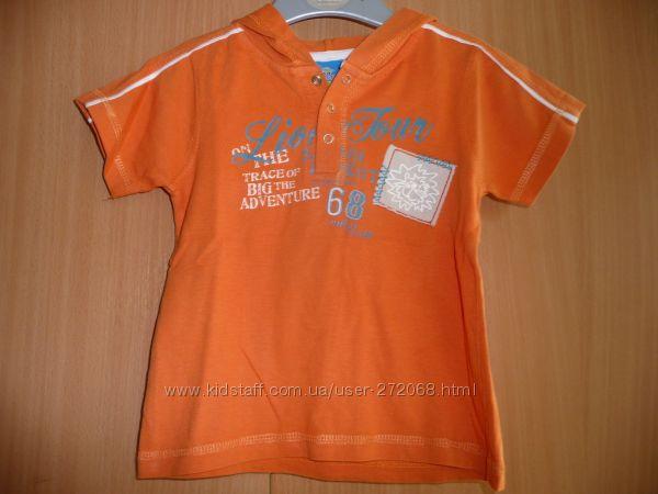 футболка TOPOLINO рост 92 длина 37см. , ширина 29см состояние идеальное