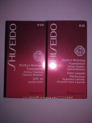 Shiseido Perfect Refining Foundation тонаки