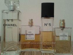 Chanel No. 5 -распив
