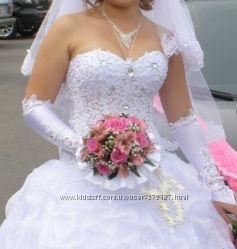 Свадебное платье, 42-44
