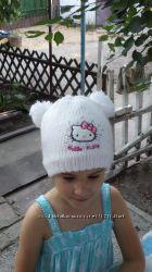 Фирменная шапка С&А в отличном состоянии