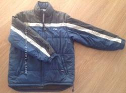FILA куртка спортивная деми