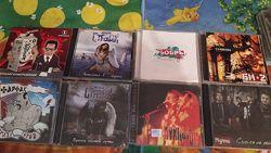 CD диски рок музыка 1