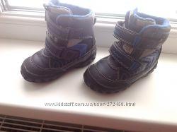 Зимнии ботинки Geox